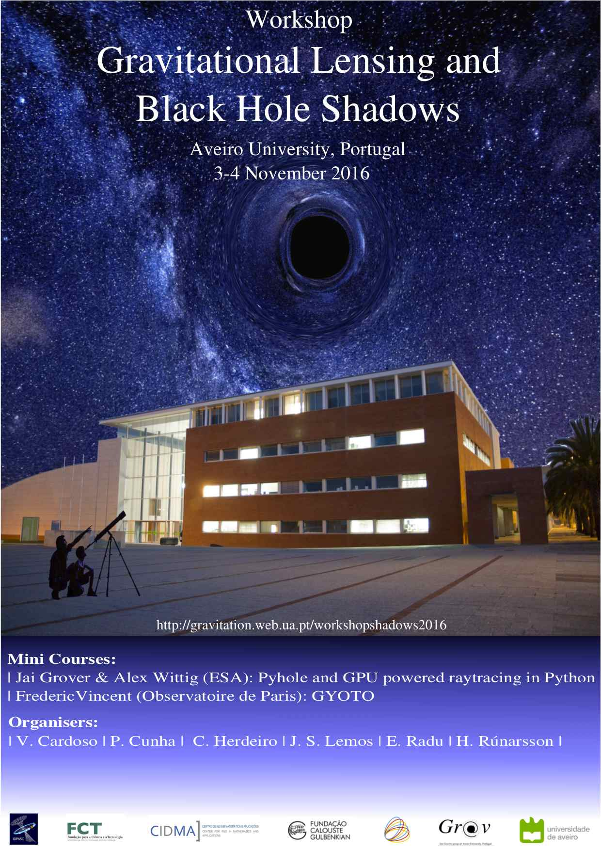 x black holes workshop - photo #2